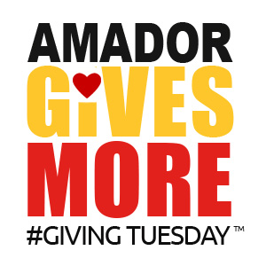 Amador gives more logo